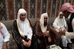 الشيخ سلمان الّلغبه الشراري يحتفل بزفافه في محافظة جدة