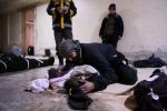 مذبحة بالغوطة الشرقية.. المستشفيات تعج بالأطفال والأهالي المفجوعون يبحثون عن أبنائهم