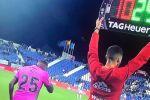 فهد المولد يسجل مشاركته الأولى في الدوري الإسباني مع فريقه ليفانتي أمام ليغانيس
