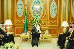 خادم الحرمين يوصي أمراء المناطق بالاهتمام بمصالح المواطنين