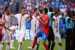 صربيا تسقط كوستاريكا والمكسيك تفوز على ألمانيا والبرازيل تتعادل مع سويسرا