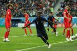 فرنسا إلى نهائي كأس العالم بعد تغلبها على بلجيكا بهدف نظيف