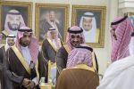 سمو أمير الجوف يستقبل المواطنين وأعيان المنطقة
