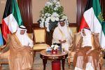 """""""الجبير"""" يبحث مجمل القضايا الإقليمية والدولية مع أمير الكويت"""