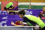 السعودي خالد الشريف يفوز بميدالية ذهبية في تنس الطاولة
