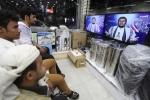 زعيم الحوثيين في اليمن يقول إن يديه ممدوة لكل القوى السياسية للشراكة