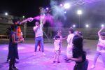 إنطلاق مهرجان لون وبالون الترفيهي بالجوف