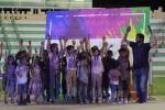 مهرجان لون وبالون ينثر ابداعه بالجوف