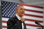 أوباما : لا يمكن أن نسمح بإعادة رسم الحدود الأوروبية