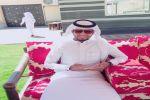 الزميل الأستاذ فايز محمد شايش الشراري يٌرزق بمولود