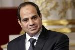 الرئيس المصري يطمئن قادة دول الخليج بعد تسريبات مزعومة