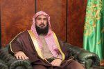 مدير عام فرع الرئاسة العامة بمنطقة الجوف للمرتبة الحادية عشر