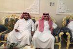 """سامي الملحم يحتفل بخطوبة ابنه """"محمد"""""""