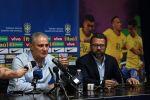 ليوناردو مدرب البرازيل: منتخبكم أتعبنا.. وهذا اللاعب مميز