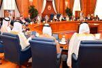 مجلس الوزراء البحريني يؤكد تضامنه مع المملكة ضد كل المتآمرين