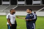 الجابر يقود أول تدريباته مع الوحدة الإماراتي