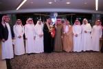 الأمير الوليد بن طلال يكرم شباب الرائد