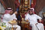 تركي آل الشيخ يجتمع برؤساء الأندية في منزل البلطان لمناقشة قضايا رياضية
