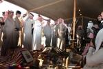 وفد جامعة الملك سعود يقوم بزيارة (متحف الدَّر) بطبرحل.
