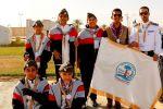 الكشاف رائف عباس يحقق التميز رغم الإصابة في مهرجان التعليم للتربية الكشفية بالجوف