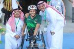 بطولة ألعاب القوى للإعاقة الحركية على أراضي ملعب الجوهرة