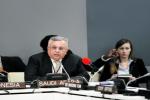 المملكة تؤكد أهمية الحلّ السياسي المبني على إقامة سلطة انتقالية للأزمة السورية وإتاحة الفرصة للشعب السوري ليقرر مصيره بنفسه