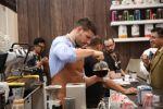 معرض القهوة والشكولاتة يختتم أعماله في العاصمة الرياض