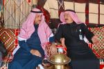 مدير جامعة حائل يشيد بموقع بيت الجوف في الجنادرية 33