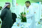 """""""بيت الصحة"""" يقدم خدماته لـ 17 ألف زائر بمهرجان الزيتون"""