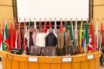 مدير المراسم بإمارة الجوف يحصل على درجة الماجستير في الأمن الإنساني
