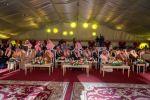 الأمير فيصل بن نواف يفتتح مهرجان تمور الجوف السادس ويوجه بتخصيص عشرة مواقع لمصانع التمور