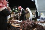 ( حلوة الجوف ) تتصدر البيع في خامس أيام مهرجان تمور الجوف  السادس
