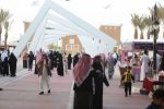 أكثر من 550 شخص يشغلون مهرجان تمور الجوف السادس