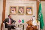 بريطانيا: شراكتنا الاستراتيجية مع السعودية جعلت بلادنا آمنة