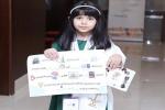 """الجوهرة الدرعان من """"تعليم الجوف"""" تثبت في مسابقة تحدي القراءة العربي أن شغف القراءة لايقاس بالعمر"""