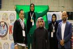 السعودية زهراء القرشي تحقق أول ذهبية دولية في الكيك بوكسينج