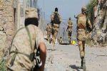 مقتل 10 من عناصر مليشيا الحوثي في مواجاهات مع الجيش اليمني غربي محافظة الضالع