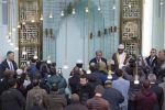 الأمين العام للأمم المتحدة يوجه كلمة للمسلمين من مسجد بأمريكا ويستشهد بآيات من القرآن
