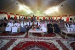 امين الجوف يفتتح مهرجان موروث الجوف الأول بسكاكا