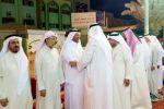 أمراء ومسئولون يقدمون التعازي في عميد أسرة الجفري