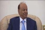 رئيس اليمن يلتقي بوزير الدفاع لأول مرة بعدن