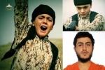 طفل داعشي يعدم أحد عرب 48 اتهم بالعمالة لـ «الموساد»