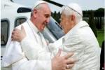 """البابا فرنسيس """"قد يتنحى عن كرسي البابوية"""""""
