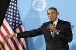 أوباما يطالب إيران بإعادة أربعة أمريكيين إلى الولايات المتحدة