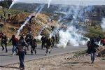 """إصابة عشرات الفلسطينيين بالرصاص الحي و""""المطاطي"""" جراء قمع الاحتلال المسيرات السلمية شرق قطاع غزة"""