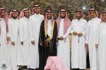 الأستاذ صالح الحصاد العبدلي يحتفل بزواجه
