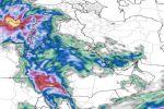 أمطار رعدية على مناطق شمال المملكة يتركز تأثيرها من يوم الأحد وحتى الأربعاء