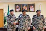 ترقية عامر ساري لرتبة رقيب بإدارة سجن محافظة  القريات