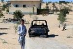 فرع تنظيم الدولة الاسلامية في مصر يعلن مسؤوليته عن اعتداءات شمال سيناء