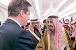 خادم الحرمين الشريفين يتلقى اتصالًا هاتفيًا من رئيس الوزراء البريطاني